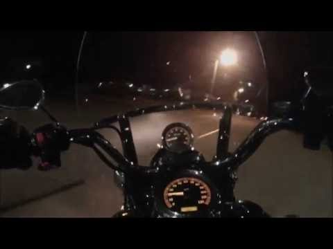 Do you ride at night?
