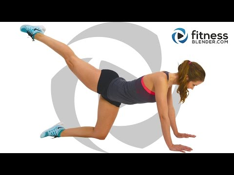 Fun Low Impact Cardio Workout for Beginners - Total Body Exercises for Beginners