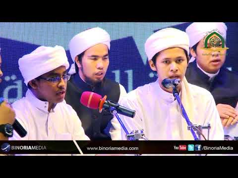 Hasbi Rabbi | Nasheed | Annual Event 2018 | Binoria Foreign Student Department