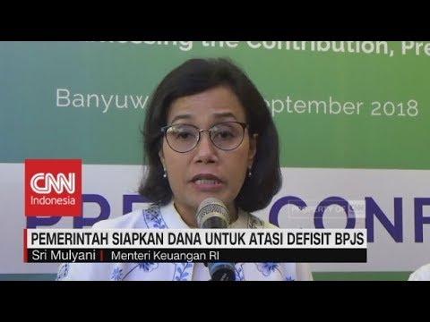 Pemerintah Siapkan Dana Untuk Atasi Defisit BPJS