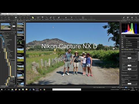 Nikon Capture NX D