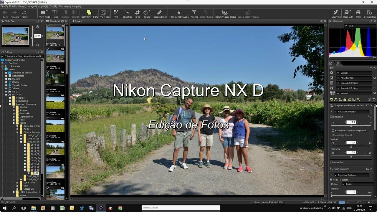 Capture Nx D