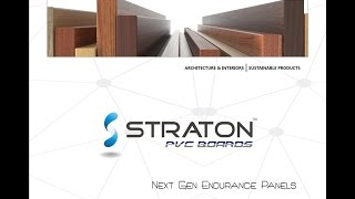 Straton : PVC Sheet Workability and Features