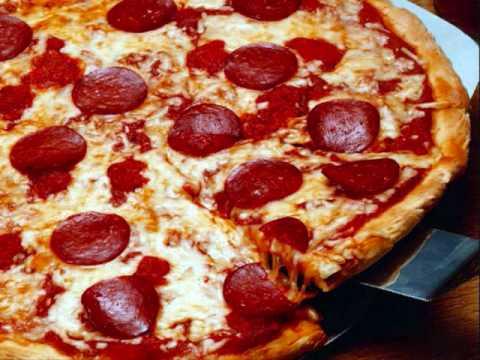 Je suis une pizza!