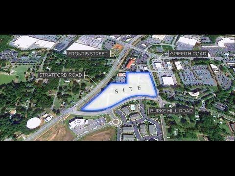 Levcor Retail Development Site - Winston-Salem, NC