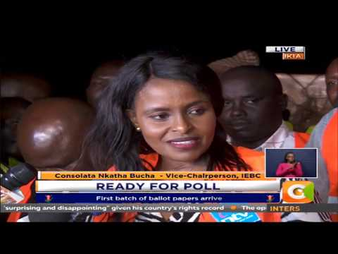 IEBC's role is to deliver an election, We hope people will vote - Nkatha