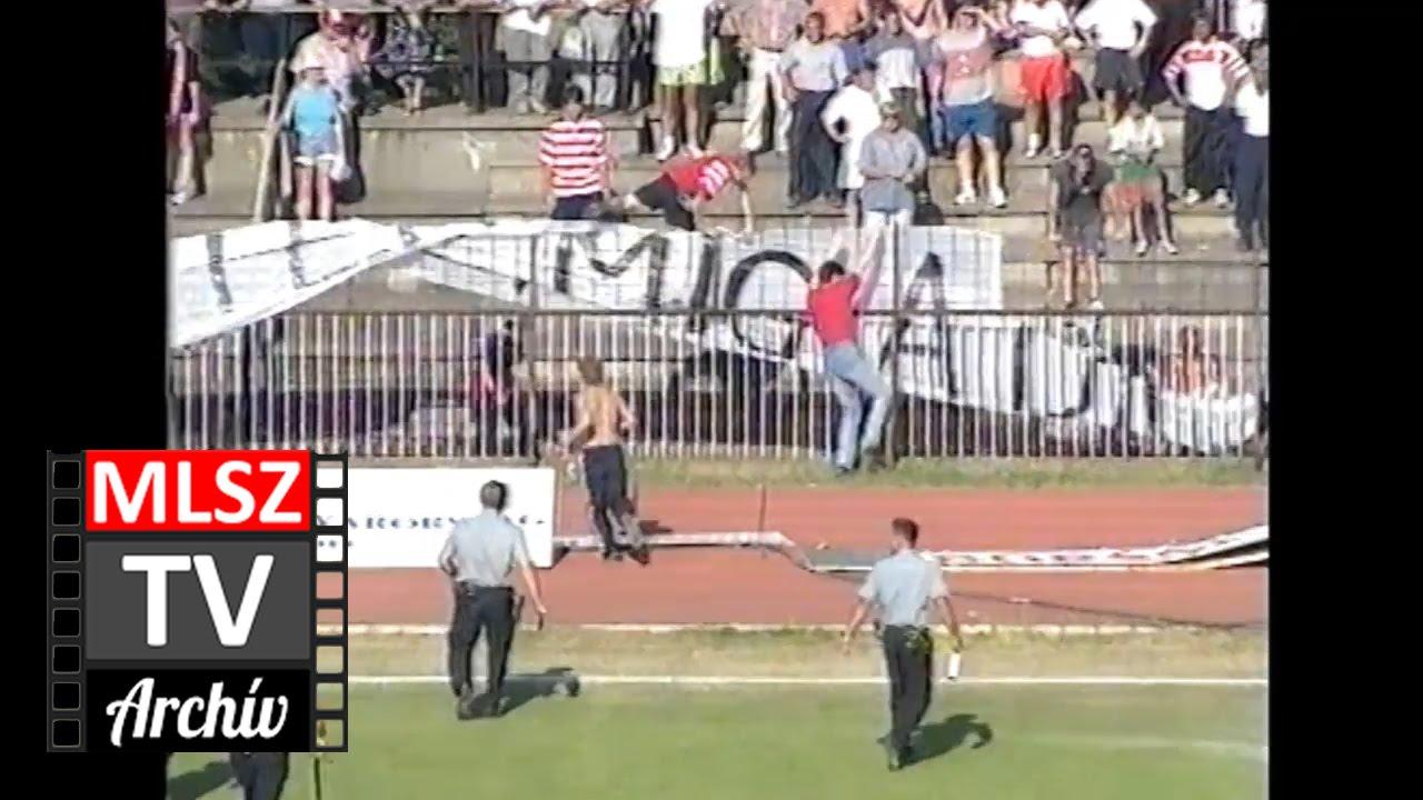 Diósgyőr-Dunaferr | 0-3 | 2000. 05. 27 | MLSZ TV Archív