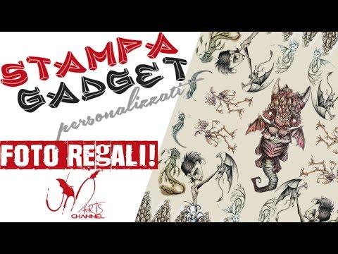 1192db86d3 Recensione prodotti Stampa Gadget Personalizzati ScattoGrafico Napoli -  Idee regali di Natale
