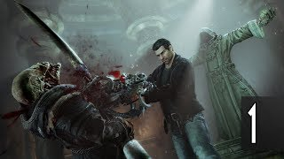 PAINKILLER HELL & DAMNATION - Walkthrough Part 1 Gameplay [1080p HD 60FPS PC] No Commentary