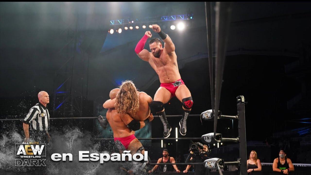 Brian Pillman Jr & Griff Garrison vs FTR | AEW Dark en Espanol 8/4/20