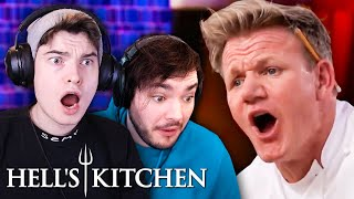 Will And James Watch Hell's Kitchen