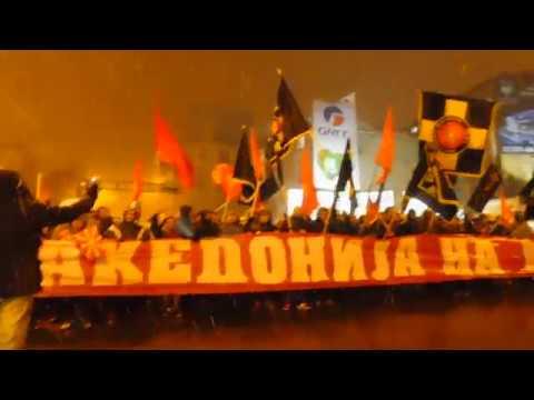 Македонија на Македонците !