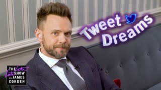 Tweet Dreams w/ Joel McHale