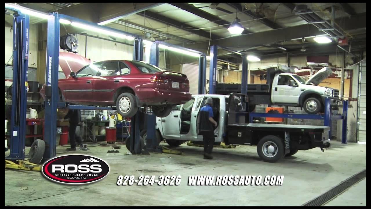 Good Ross Chrysler Jeep Dodge   Service.mov