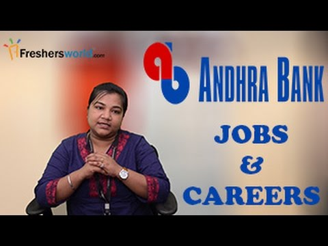 ANDHRA BANK Recruitment Notification 2017– PO, Clerk, CA, Banking Jobs By IBPS, Exam Dates & Results