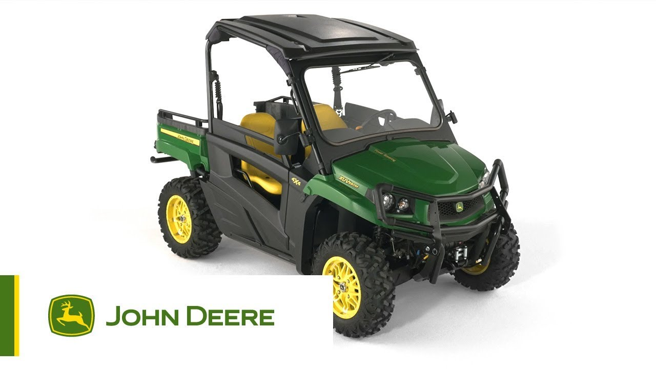 John Deere Gators >> John Deere Gator Xuv590m