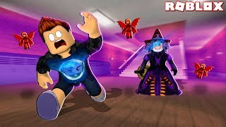 ESCAPE FROM ROBLOX'S MOST EVIL BRUJA!!