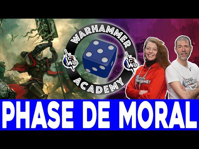 Apprendre à jouer - Warhammer 40.000 - Episode FINAL - La phase de moral