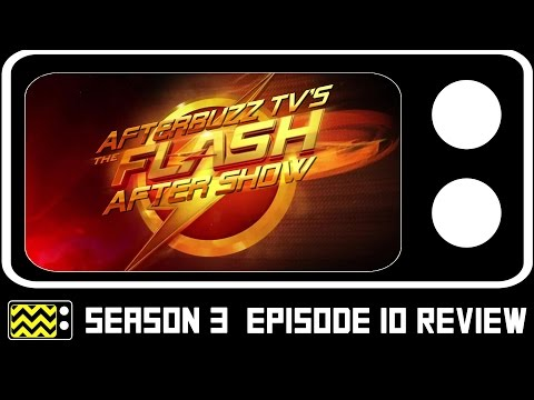 The Flash Season 3 Episode 10 Review & After Show | AfterBuzz TV