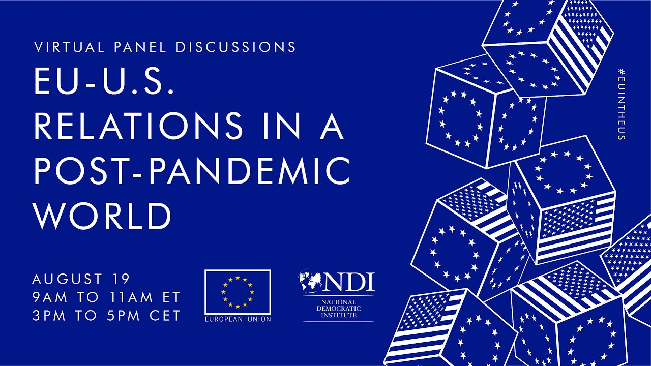 EU-U.S Relations in a Post-Pandemic World