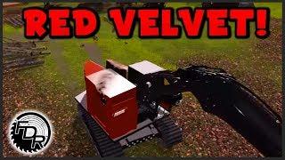 fdr logging season 4 episode 16 red velvet processor