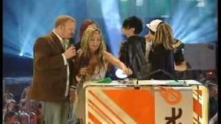 Tokio Hotel - Supercomet - Comet 2005