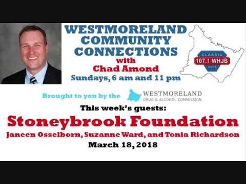 Westmoreland Community Connections: March 18, 2018