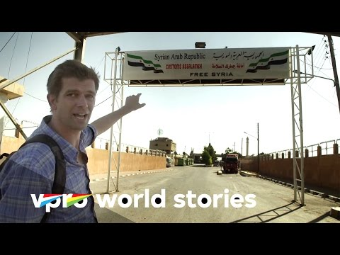 Along the borders of Turkey 2/4 - New neighbors: Syria