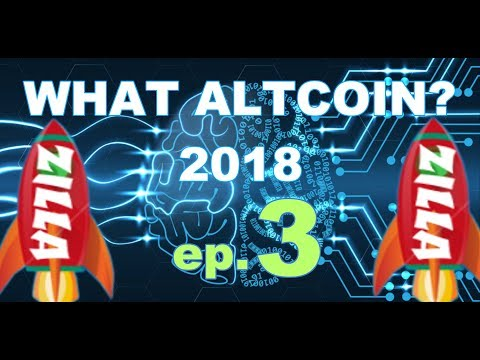 What Altcoin? 2018. ZILLA Token To Moon. Review and Price Prediction 2018