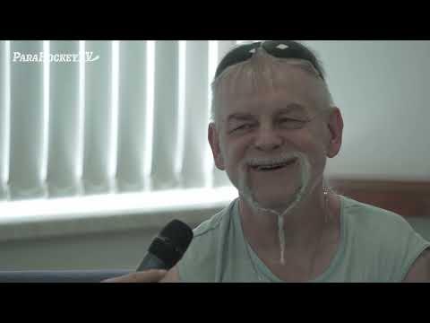 Rozhovor Miroslav Hrbek | PARA OSTRAVA 2021