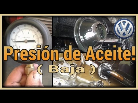 Presion de aceite baja ford explorer 2013