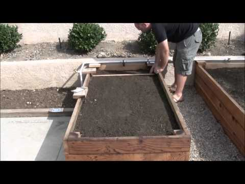 Southern California Raised Bed Gardening
