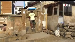 STRANGE WAY OF SELLING BREAD IN GHANA:MY BREAD AND I Video