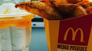 MCDONALD'S HAS WEDGES | PUERTO RICO EDITION