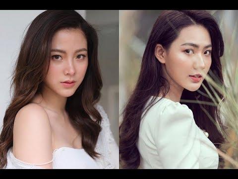 Top sao nữ đẹp từ trong trứng nước của showbiz Thái: Dàn mỹ nhân lai xuất sắc