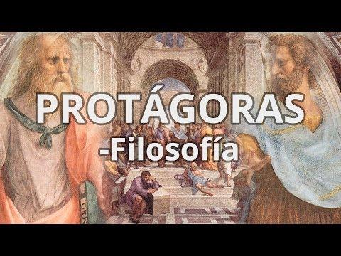 Protágoras - Filosofía - Educatina