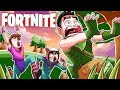 HOW IS THIS GUY ALWAYS ESCAPING??? (Fortnite Funny Moments)