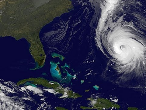 Raw: Powerful Hurricane Gonzalo Heads to Bermuda