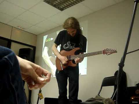 Guthrie Govan playing many styles in 3 minutes!!!!! AMAZING