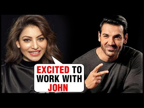 Urvashi Rautela On Working With John Abraham And Anees Bazmee In The Film Pagalpanti