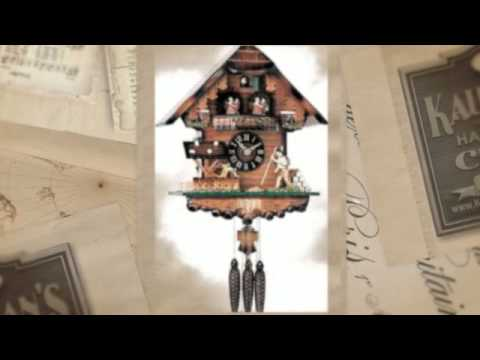Buy Musical Cuckoo Clock with Dancers