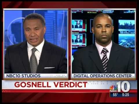 WCAUTV 2013-05-13 5PM Gosnell Trial Commentary