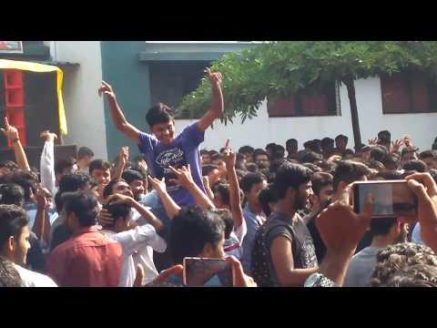 jspm narhe technical campus pune College boys dance-Siddharth Varpe | letest video