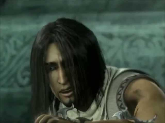 Hurt - I hurt myself today by Johnny Cash (with Prince of Persia Games Video)