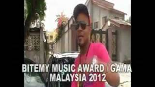 NG Onyeukwu Nigerian Artist Multiple Awards Winner appreciate Gama Award Malaysia 2012| New Official
