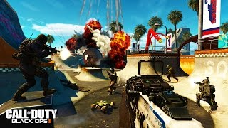 Call Of Duty: BLACK OPS 2 GOOD TIMES w/ THE CREW - COD BO2 Domination & Party Games - Call Of Duty