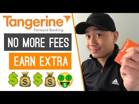 Tangerine Bank Review - Canadian Online-only (Digital) Bank