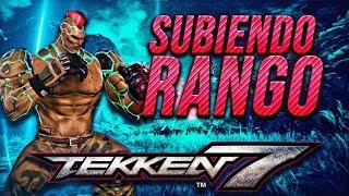 NOCHE DE TEKKEN 7 A SUBIR DE RANGO