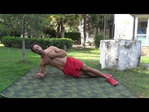 Cómo hacer la Plancha Lateral