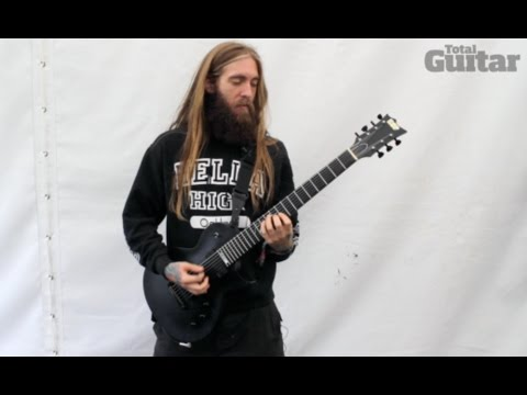Me And My Guitar interview with Suicide Silence's Mark Heylmun and Chris Garza